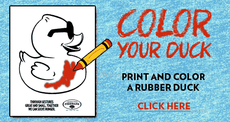 Color Your Duck - Rubber Duck Regatta