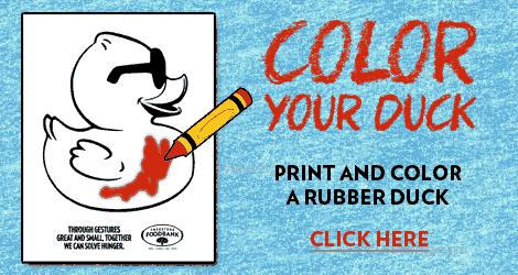 Color Your Duck - Rubber Duck Regatta