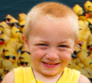 Rubber Duck Regatta - Buy A Duck, Feed A Child.