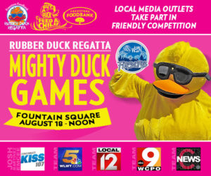 Might Duck Games